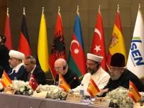 İSPANYOLCA - Madrid Barış Konferansı'nda Dini İnançların Ve Manevi Değerlerin Önemi Vurgulandı