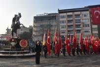 MUSTAFA YıLDıRıM - Manisa'nın İlçelerinde Atatürk, Özlem Ve Saygı İle Anıldı
