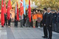 Manyas'ta Atatürk Törenlerle Anıldı