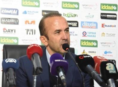 Mehmet Özdilek Açıklaması 'Taraftarı Ve Oyuncularımı Tebrik Ediyorum'
