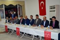 ÜLKÜ OCAKLARı - MHP Didim İlçe Teşkilatı Ahde Vefa Toplantısında Buluştu