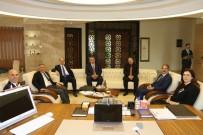 MHP Genel Başkan Yardımcısı Karakaya Ve Üniversite Rektörlerinden Bağlı'ya Ziyaret