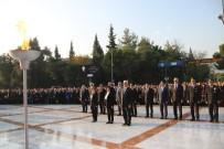 ŞEHİT YAKINLARI - Muğla'da 10 Kasım Anma Töreni