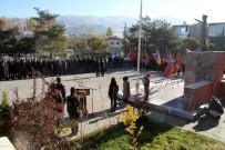 Muradiye'de 10 Kasım Atatürk'ü Anma Günü
