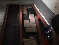 İSTIHBARAT - Muz yüklü gemide kokain bulundu