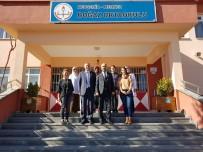 GÖKTÜRK - Nissara AVM Tarafından İhtiyaç Sahibi Okullara Kitap Bağışı Yapıldı