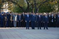 GARNIZON KOMUTANLıĞı - Ortaca'da 10 Kasım Atatürk'ü Anma Töreni