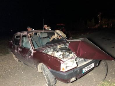 Otomobil Takla Attı Açıklaması 1 Ölü