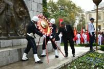 OSMAN KAYMAK - Samsun'da 10 Kasım