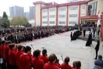 SANKO Okulları Ata'yı Saygı, Minnet Ve Özlemle Andı