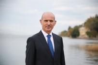 SASKİ Genel Müdürü Keleş Açıklaması 'Göl Tabanındaki Tabaka Ölen Yosunlar, Göl Bitkileri'