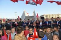 AHMET GENCER - Şehitlerin İsminin Verildiği Üst Geçit Törenle Açıldı