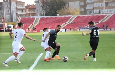 Spor Toto 1. Lig Açıklaması Balıkesirspor Baltok Açıklaması 3 - Gençlerbirliği Açıklaması 1