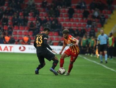 Spor Toto Süper Lig Açıklaması Kayserispor 0 - Galatasaray Açıklaması 3 (Maç Sonucu)