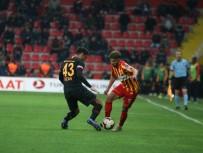 MAICON - Spor Toto Süper Lig Açıklaması Kayserispor 0 - Galatasaray Açıklaması 3 (Maç Sonucu)