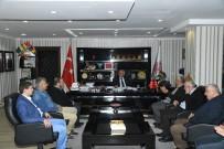 YUSUF ZIYA GÜNAYDıN - Tarihi Üzüm Pazarı İndirim Günleri 1 Hafta Daha Uzatıldı