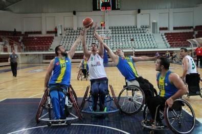 Tekerlekli Sandalye Basketbol Süper Ligi Açıklaması YOSK Açıklaması 53 - Altınordu Belediyesi Açıklaması 63
