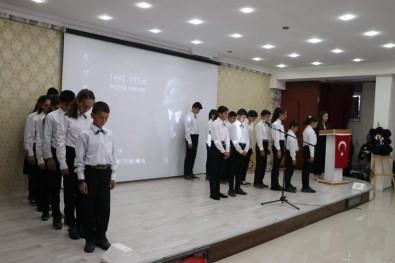 Tutak'ta 10 Kasım Atatürk'ü Anma Etkinliği