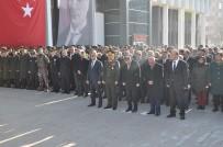 GARNIZON KOMUTANLıĞı - Ulu Önder Atatürk Kars'ta Anıldı