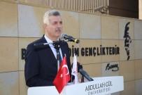 Ulu Önder Mustafa Kemal Atatürk AGÜ'de Anıldı