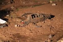 ŞİDDETLİ YAĞIŞ - Ürdün'deki Sel Felaketinde Ölü Sayısı 9'A Yükseldi