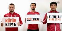 GÜRBULAK - Yılport Samsunspor 'Küfre' Savaş Açtı