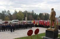 Zara'da Atatürk Büstü Törenle Açıldı