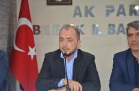 BELDE BELEDİYESİ - AK Parti'de Aday Adayları Kendisini Göstermeye Başladı