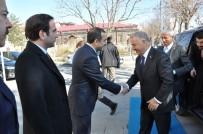 AK Parti Millevekillerinden Vali Öksüz'e Hayırlı Olsun Ziyareti