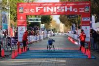 TÜRKİYE ATLETİZM FEDERASYONU - Bağcılarlı Engelliler Yine Şampiyon Oldu