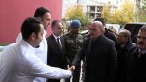 Bakan Soylu'dan Patlamada Yaralanan Askerlere Ziyaret