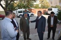 YUNUSEMRE - Başkan Çerçi Cumhuriyet Mahallesindeki Çalışmaları İnceledi
