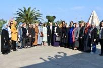 SİVİL HAVACILIK - Başkan Şahin Açıklaması 'Kadın Toplumun Temel Taşıdır'