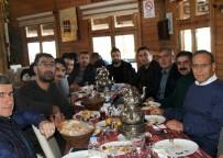 Belediye Başkan Aday Adayı Yunus Dündar, Basın Mensuplarıyla Kahvaltıda Buluştu