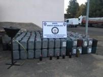 Bingöl Polisinden '10 Numara Yağ' Operasyonu