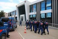 Burdur'da Jandarma İle Hırsızlık Şüphelileri Arasındaki Silahlı Çatışma
