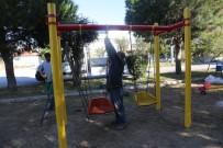 Burhaniye'de Suzan Yaz Parkı Yenilendi