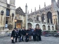 SİLAHSIZLANMA - Cambridge MUN'daki Tek Lise Bursa'dan