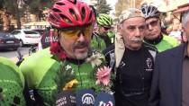 DÜZCE DEPREMI - Deprem Farkındalığı İçin Pedal Çevirdiler