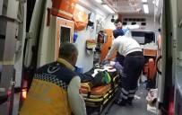 YUSUF ÖZTÜRK - Düğünden Dönerken Kazada Ağır Yaralandı