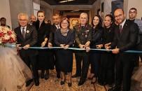 TUGAY KOMUTANI - Empati Ve GAGİAD'dan Ata' Ya Saygı Sergisi Açılışı
