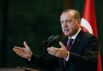 BIRINCI DÜNYA SAVAŞı - Erdoğan'dan AB Üyeliği Mesajı