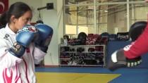 Hakkarili Milli Sporcu Gözünü Zirveye Dikti