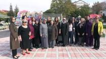 ERTUĞRUL ÇALIŞKAN - Her Mahalleye Bir Kadın Muhtar İçin Yola Çıktılar