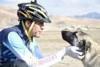İpekyolu'nda Pedallar Sokak Hayvanları İçin Çevrildi