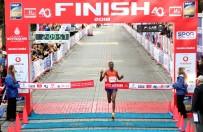 GÜLHANE - İstanbul Maratonu'nda çifte rekor