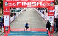 GÜLHANE - İstanbul Maratonu'nda Tekerlekli Sandalyede Dereceye Girenler Belli Oldu