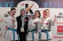 DÜNYA KARATE ŞAMPİYONASI - Kadın Kata Mili Takımı, Üst Üste İkinci Kez Dünya Üçüncüsü