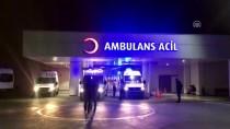 İL SAĞLIK MÜDÜRÜ - Kayseri'de 59 Düzensiz Göçmen Gıda Zehirlenmesi Şüphesiyle Hastaneye Kaldırıldı