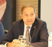 İSMAIL ÖZDEMIR - KONESOB Başkanlar Kurulu Antalya'da Toplandı